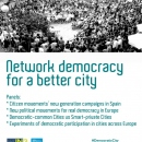 D-cent Democracia en red para un nuevo gobierno de las ciudades