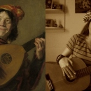 The Lute Player, Frans Hals (1582-1666) vanGo'd by Nina