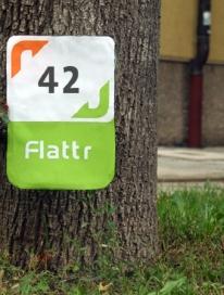 Flattr Tree