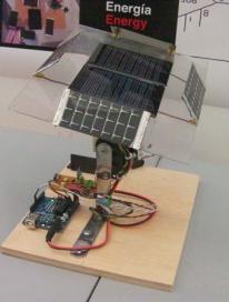 Interactivos?'10: Solar Tracking System